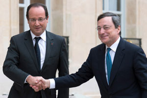 hollande-draghi